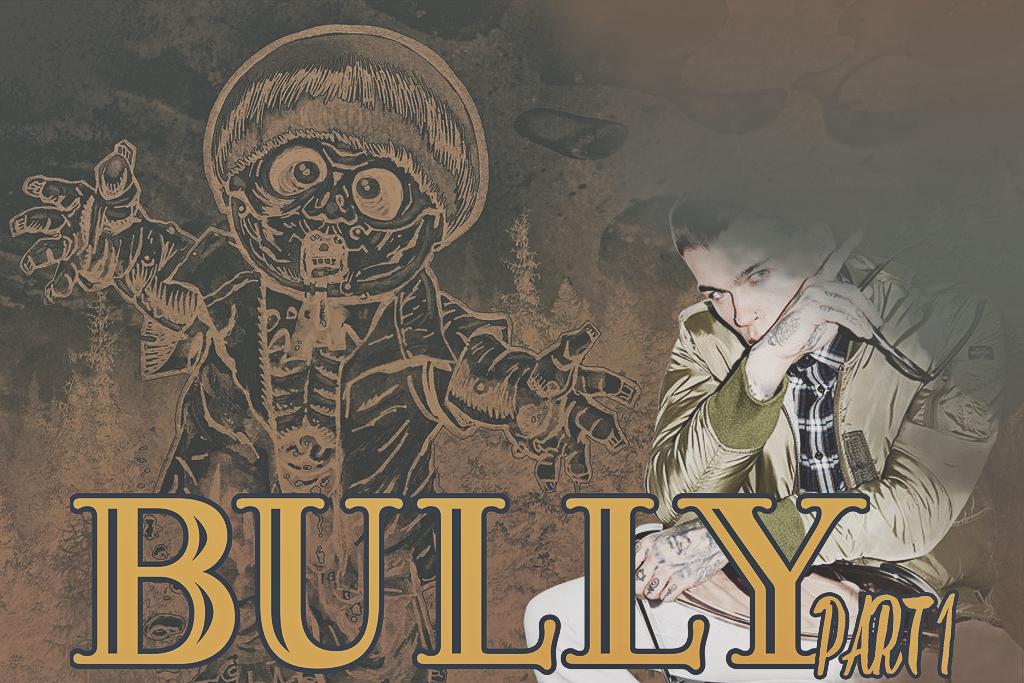 JUDAS Origins: The Bully Chapter 1